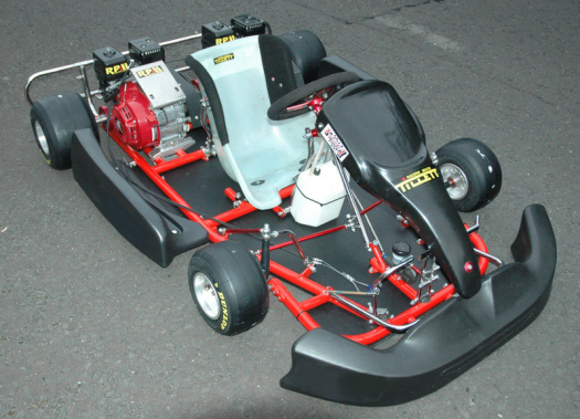 The CP Pro Kart